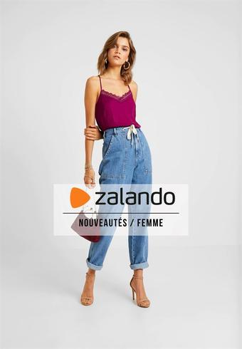 Zalando catalogue publicitaire (valable jusqu'au 18-09)