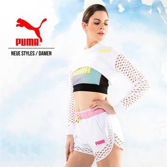 Puma catalogue publicitaire (valable jusqu'au 19-08)