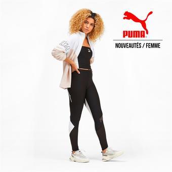Puma catalogue publicitaire (valable jusqu'au 20-10)