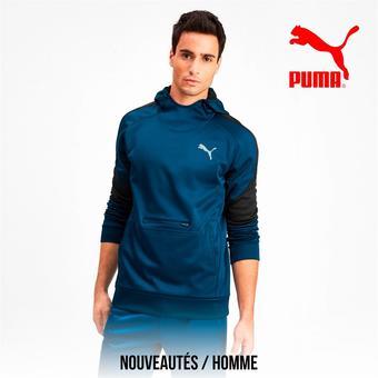 Puma catalogue publicitaire (valable jusqu'au 21-12)