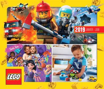 LEGO catalogue publicitaire (valable jusqu'au 30-06)