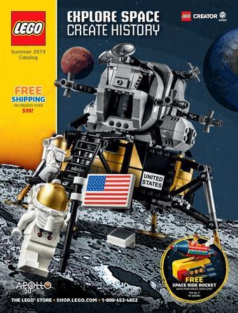 LEGO catalogue publicitaire (valable jusqu'au 31-12)