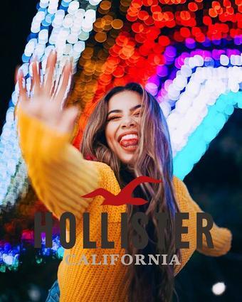 Hollister catalogue publicitaire (valable jusqu'au 01-10)