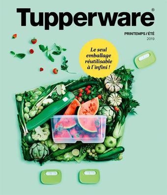 Tupperware catalogue publicitaire (valable jusqu'au 20-09)