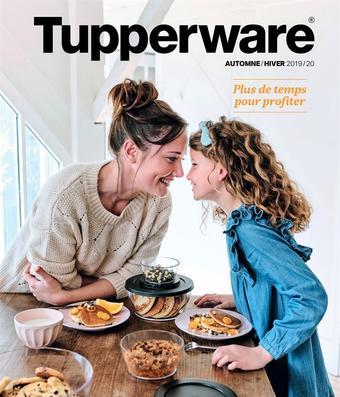 Tupperware catalogue publicitaire (valable jusqu'au 31-01)