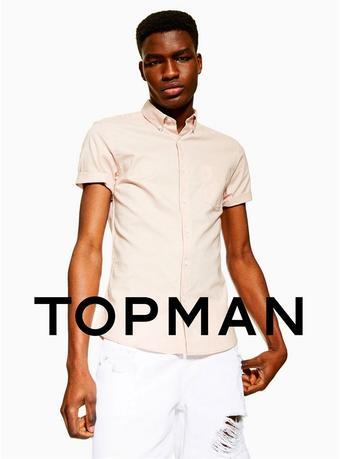 Topman catalogue publicitaire (valable jusqu'au 10-06)