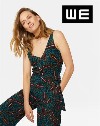 WE Fashion catalogue publicitaire (valable jusqu'au 01-10)
