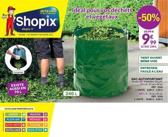 Shopix catalogue publicitaire (valable jusqu'au 31-05)