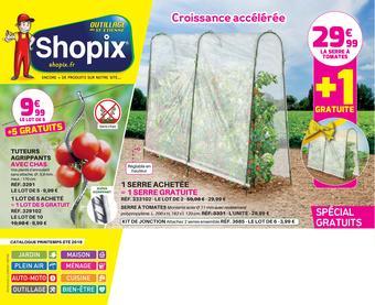 Shopix catalogue publicitaire (valable jusqu'au 17-09)