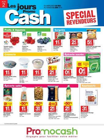 Promocash catalogue publicitaire (valable jusqu'au 08-06)