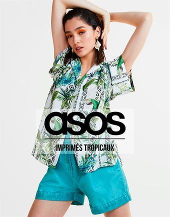 Asos catalogue publicitaire (valable jusqu'au 04-06)