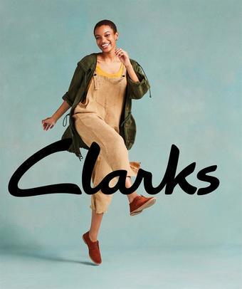Clarks catalogue publicitaire (valable jusqu'au 24-09)