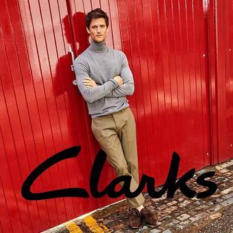 Clarks catalogue publicitaire (valable jusqu'au 11-11)