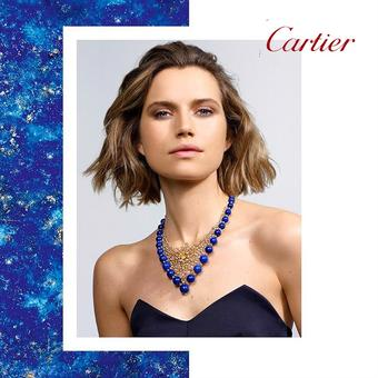 Cartier catalogue publicitaire (valable jusqu'au 03-09)