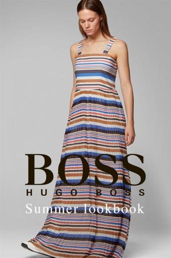 Hugo Boss catalogue publicitaire (valable jusqu'au 17-10)