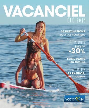 Vacanciel catalogue publicitaire (valable jusqu'au 31-05)