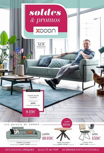 Xooon catalogue publicitaire (valable jusqu'au 06-08)