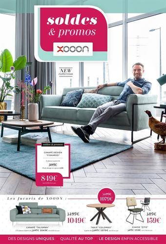 Xooon catalogue publicitaire (valable jusqu'au 20-08)