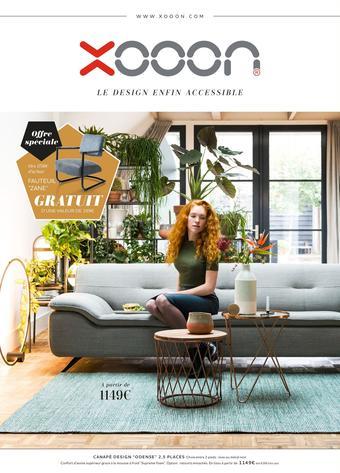 Xooon catalogue publicitaire (valable jusqu'au 24-11)