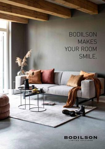 Bodilson reclame folder (geldig t/m 31-12)