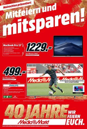 Media Markt Prospekt (bis einschl. 20-05)
