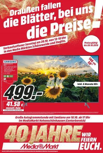 MediaMarkt Prospekt (bis einschl. 20-10)