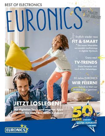 Euronics Prospekt (bis einschl. 31-08)