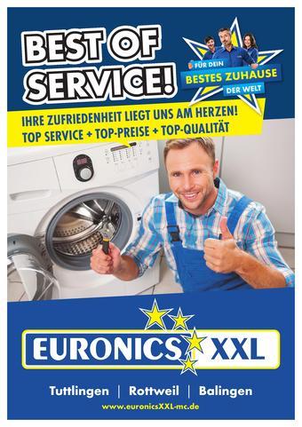 Euronics Prospekt (bis einschl. 01-10)