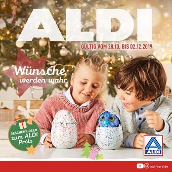 Aldi Nord Prospekt (bis einschl. 02-12)