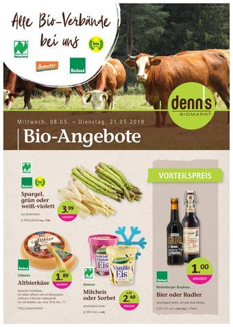 denn's Biomarkt Prospekt (bis einschl. 21-05)