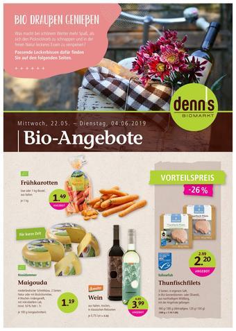 denn's Biomarkt Prospekt (bis einschl. 06-06)