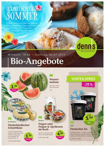 denn's Biomarkt Prospekt (bis einschl. 02-07)
