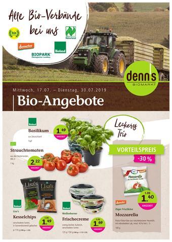 denn's Biomarkt Prospekt (bis einschl. 30-07)