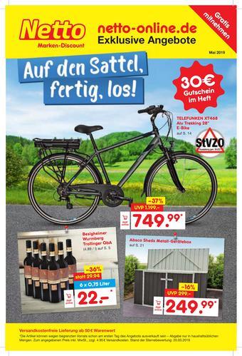 Netto Marken-Discount Prospekt (bis einschl. 31-05)