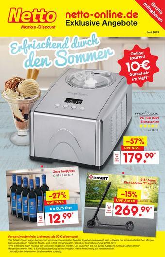 Netto Marken-Discount Prospekt (bis einschl. 30-06)