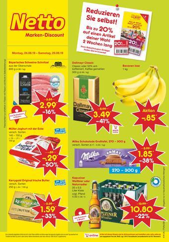 Netto Marken-Discount Prospekt (bis einschl. 29-06)