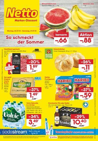 Netto Marken-Discount Prospekt (bis einschl. 27-07)