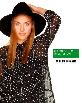 United Colors Of Benetton Prospekt (bis einschl. 23-10)
