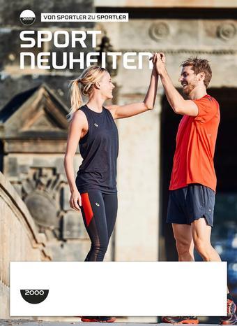 Sport 2000 Prospekt (bis einschl. 31-07)