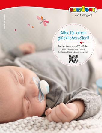 BabyOne Prospekt (bis einschl. 31-03)
