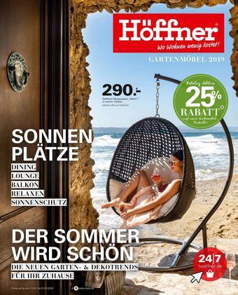 Höffner Prospekt (bis einschl. 31-08)