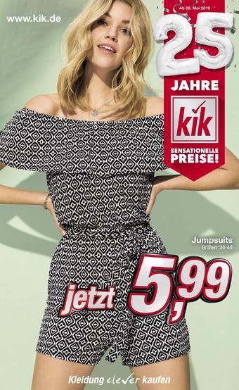 KiK Prospekt (bis einschl. 19-05)