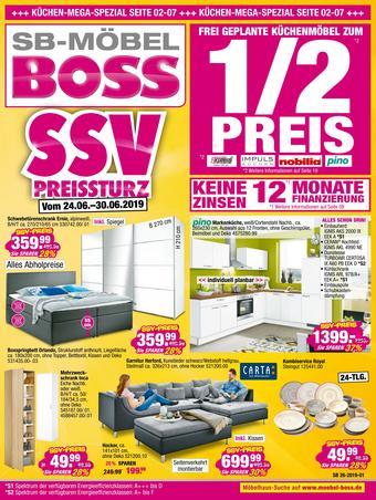 Boss Möbel Prospekt Alle Angebote Aus Den Neuen Boss Möbel Prospekten