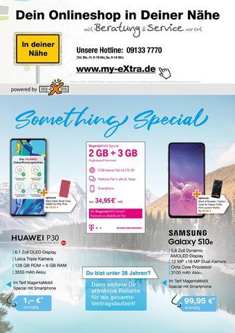 Telekom Shop Prospekt (bis einschl. 30-09)