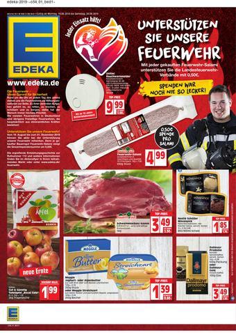 Edeka Prospekt (bis einschl. 24-08)