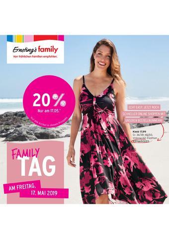 Ernstings Family Prospekt (bis einschl. 22-05)