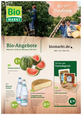 Biomarkt Prospekt (bis einschl. 27-08)
