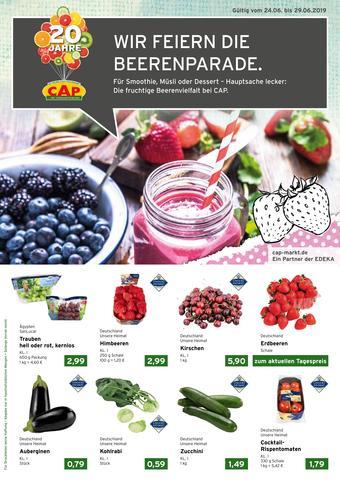 CAP Markt Prospekt (bis einschl. 29-06)