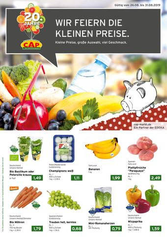 CAP Markt Prospekt (bis einschl. 31-08)
