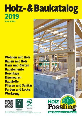 Holz Possling Prospekt (bis einschl. 31-12)